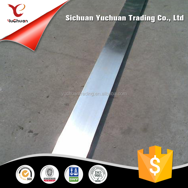 competitive price construction material A8 MOD steel flat bar