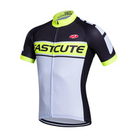 Short Sleeve Men's cycling shirts sublimation factory OEM