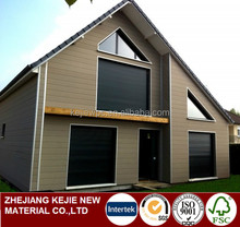 China Price Anti UV Wood Plastic Composite Wall Panel WPC Wall Cladding Outdoor