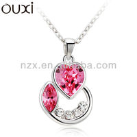 Fashionable moon jewelry necklace 10728