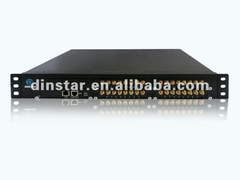 Dinstar 32 port SMS gsm voip gateway Call duration limitation One/two stage dia
