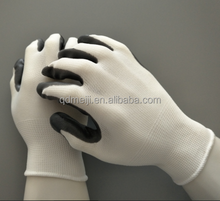 Nitrile coated cheap gloves hand protection work <strong>safety</strong> gloves