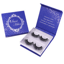 Wholesale Fluffy 3D Mink False Eye lashes
