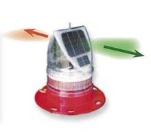 AV70-R/G Solar Threshold Light