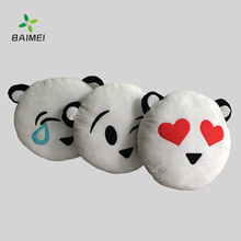 Hot Sale Emoji Pillow/Soft cheap bear candy Emoji Pillow/ Wholesale Emoji Pillow