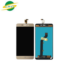 LCD Display Touch Screen Digitizer Assembly New Gold For ZTE Blade X3 D2 A452