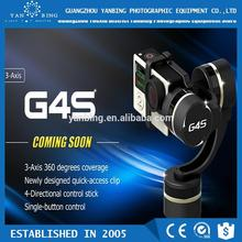 Feiyu FY G4S 3 axis brushless gimbal handheld stabilizer with joystick for Go Pro