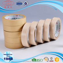 Factory Direct sale surface activator / solvent rubber adhesive \ crepe paper kraft tape