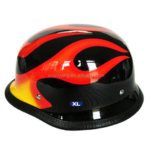 2017 Fashion Design Half face German Motorcycle Helmet