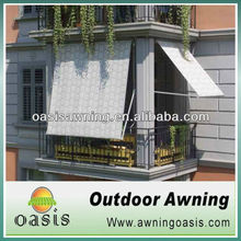 Customized window awning