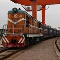 Alibaba Top Supplier Railway Express shipping from China LCL FCL to Denmark --skype:joelim37
