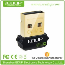 Edup EP-N8508GS con Chipset Realtek RTL8188cus Wireless USB Wan adaptador