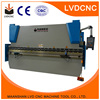 WC67K 6000mm chinese cnc press brake auto bending machine with different voltage