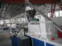 China PVC garden hose making plant