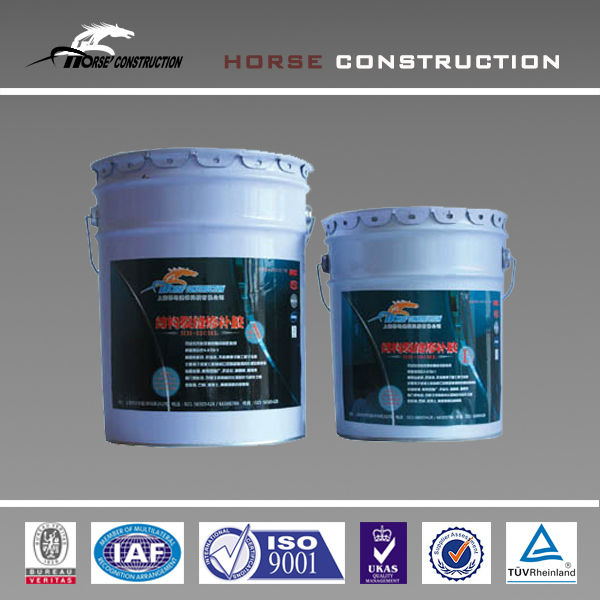 HM crack repair epoxy resin adhesive for granite crack repairing
