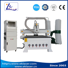 1325 Wood Mold Making CNC Router Woodworking Machine YK-1325-3(One Z-axis with three heads)