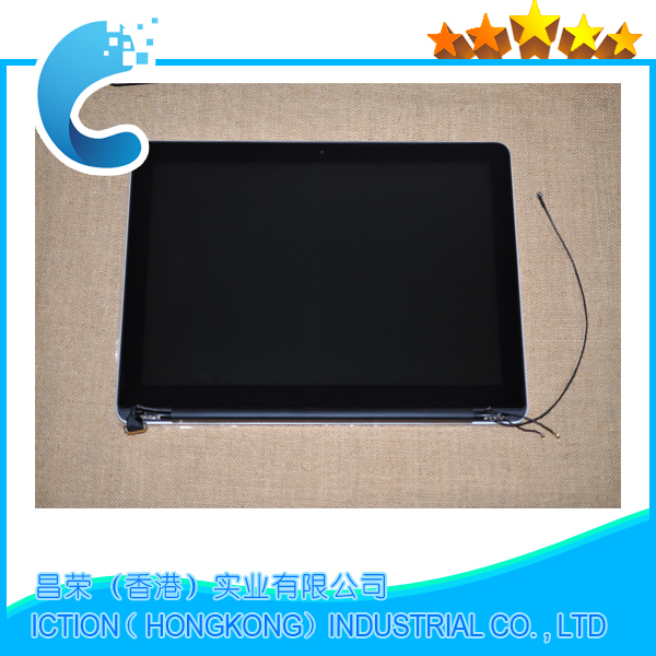 "A1466 13"" LCD Screen Display Assembly for Apple MacBook Air 13.3"" A1466 Mid 2013 Early 2014 2015 MD760LL/A MJVE2LL/A"