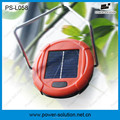 2016 Emergency outdoor LED solar camping lantern portable Solar lamp with 2 years warranty