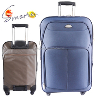 Cheap Price vintage durable Travel Luggage with 4 free Wheels