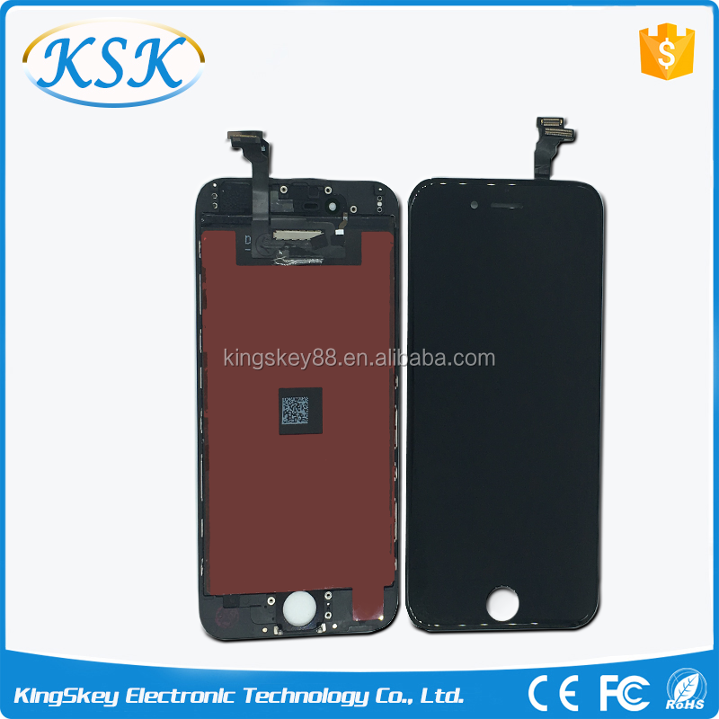 original phone LCD display assembly for iPhone 6, for iPhone 6 plus