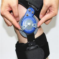 High-quality Medical Hinge Leg Brace Products / Orthopedic ROM Hinged Knee Support Products