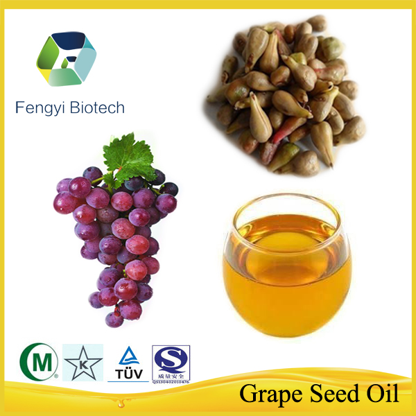 Raw Material for Vegetable Oil Grapeseed Oil Wholesale Organic