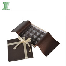 Yifeng 10%10 Off Price Free Sample Best Selling Customized Your Logo Cardboard Paper Candy/Chocolate Packing Box