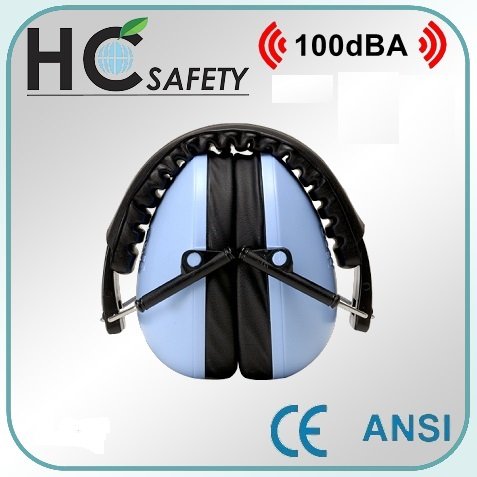 HC706 ce EN 352 ansi S 3.19 baby ear hearing noise protection safety earmuffs for sleeping