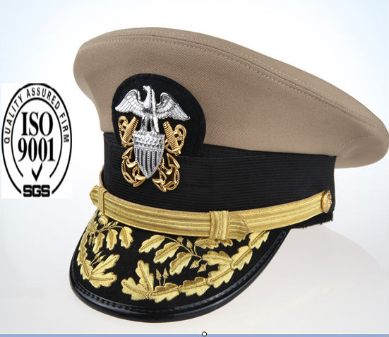 High Quality us military dress hats patterns wholesale