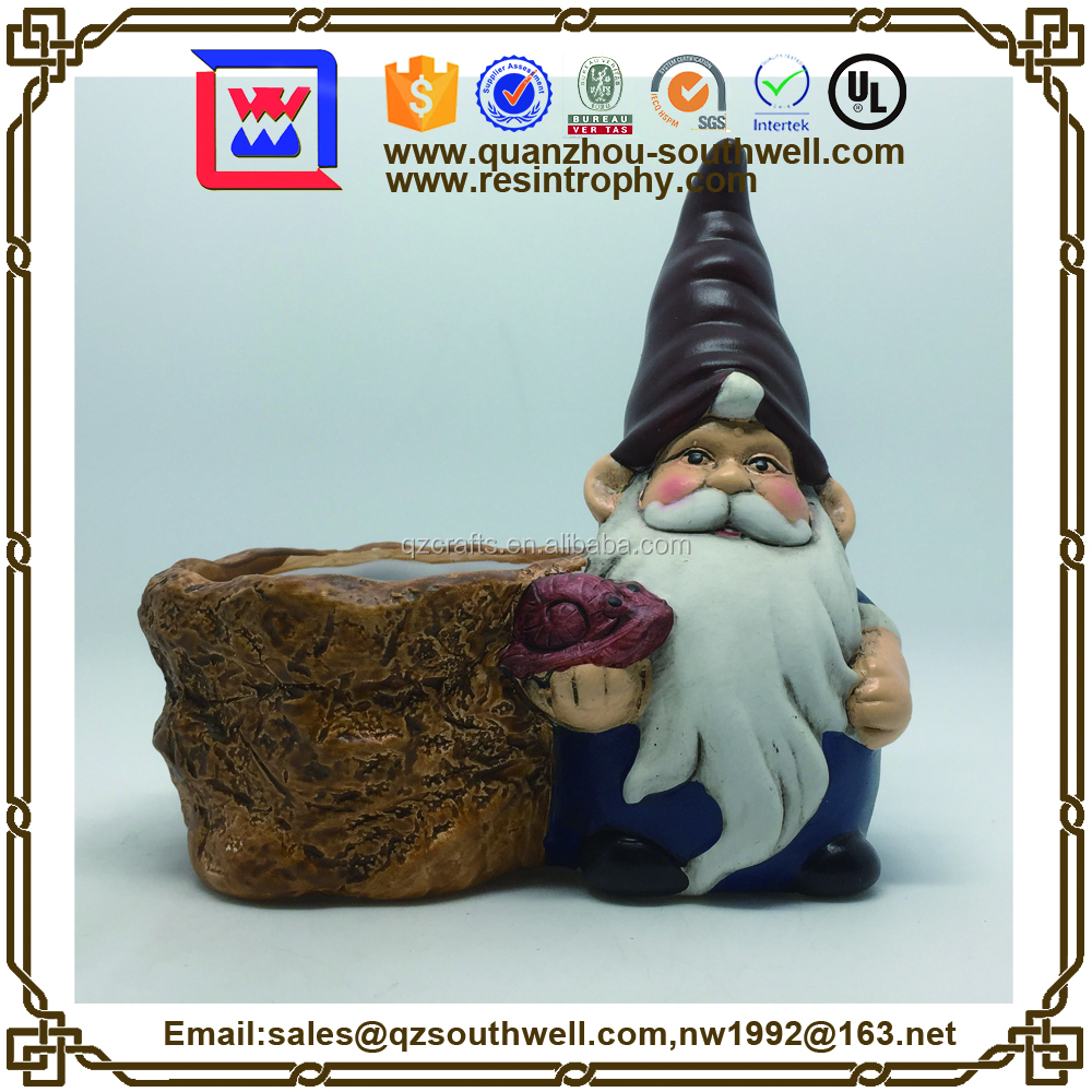 Custom Gnome pen holder for promotional gifts
