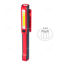 Pocket pen work Lamp Magnetic Inspection COB Work light