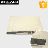 2015 New Design Square pet bed fleece