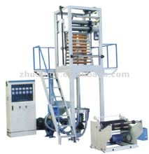 TRANSPARENT PLASTIC BAG H/LDPE FILM MAKING MACHINE