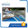 High Quality Swimming Pool Retractable Solar Covers