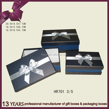 Custom Strong Cardboard Paper Packing Box for Gift Package