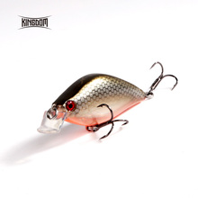 KINGDOM <strong>Fishing</strong> <strong>Bait</strong> Model 5324 55mm 8.6g Plastic <strong>Fishing</strong> Lures Hard Body Crankbait <strong>Fishing</strong> Lure