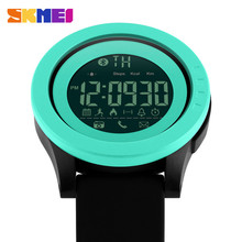 SKMEI Bluetooth Sync Sport Digital android smart Watch with Vibrate can answer phone for smartphone gift
