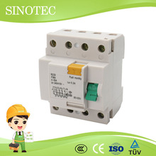 Ac overload protector switch 80a rccb circuit breaker 80a circuit breakers