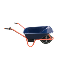 Hot sales China steel electric wheelbarrow for garden