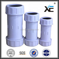 XE Plastic Compression Coupling Fitting / PVC Compression Coupling