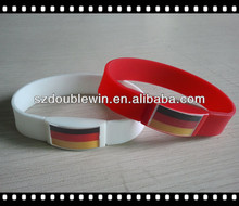 Brazilian football World Cup 2014 flashing cup with Flag of Germany