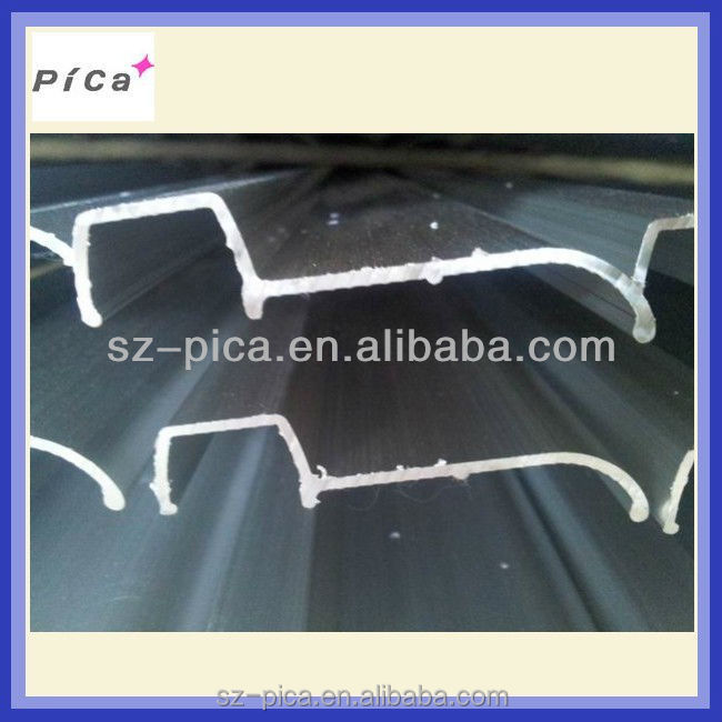 Extruded aluminium profiles bracket accessory for solar mounting system