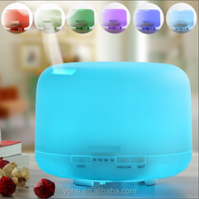 Ultrasonic home office aroma diffuser with popular nano mist beauty mist