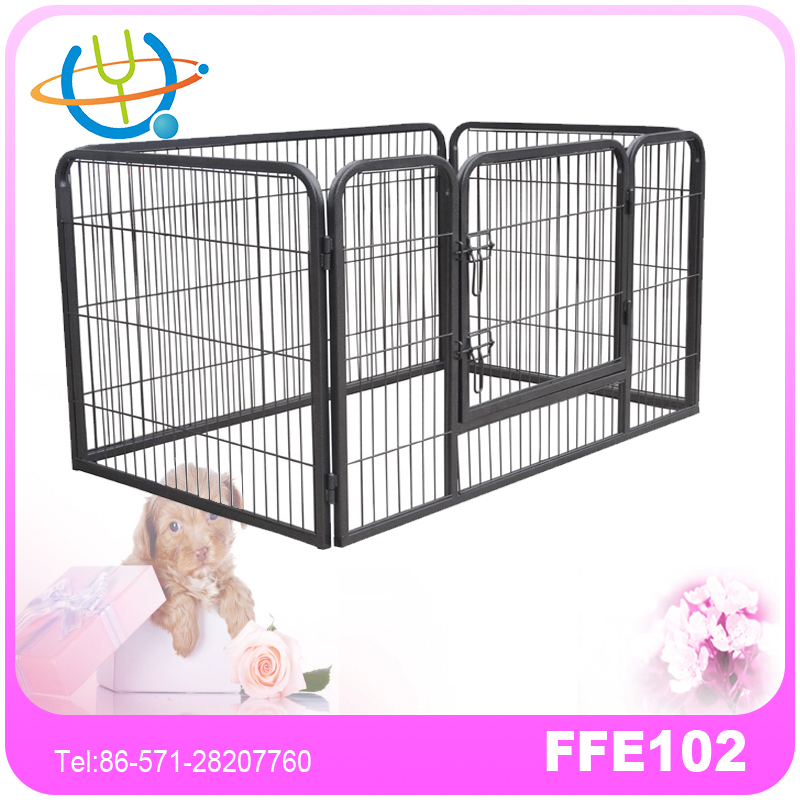 Heavy Duty Playpen Pet Play and Exercise Pen With One Door