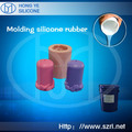 2015 new liquid silicone rubber for candle making
