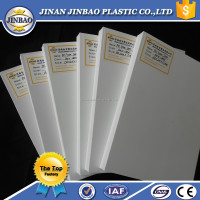 waterproof 4x8 high density pvc roof sheet