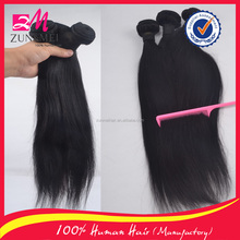2016 new products 100 percent human hair brazilian hair manufacturer 8inch-40inch