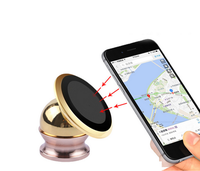 Magnet 360 Rotating Magnetic Cell Mobile Phone Holder