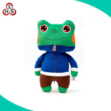 2016 Custom Design Plush Frogs Made In China