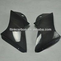carbon fiber motorcycle replace part Headlight Cover for Aprilia R1000